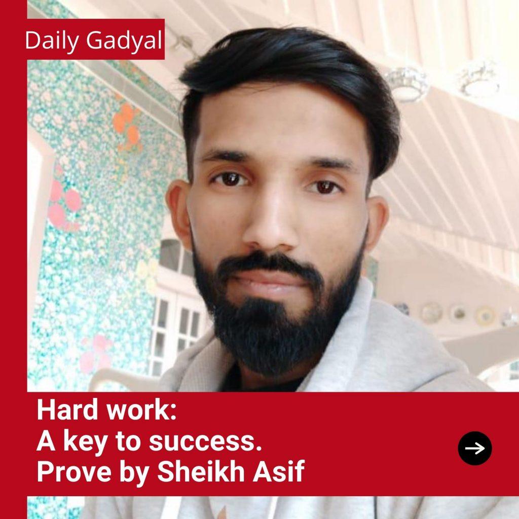 Sheikh Asif Daily gadyal Interview