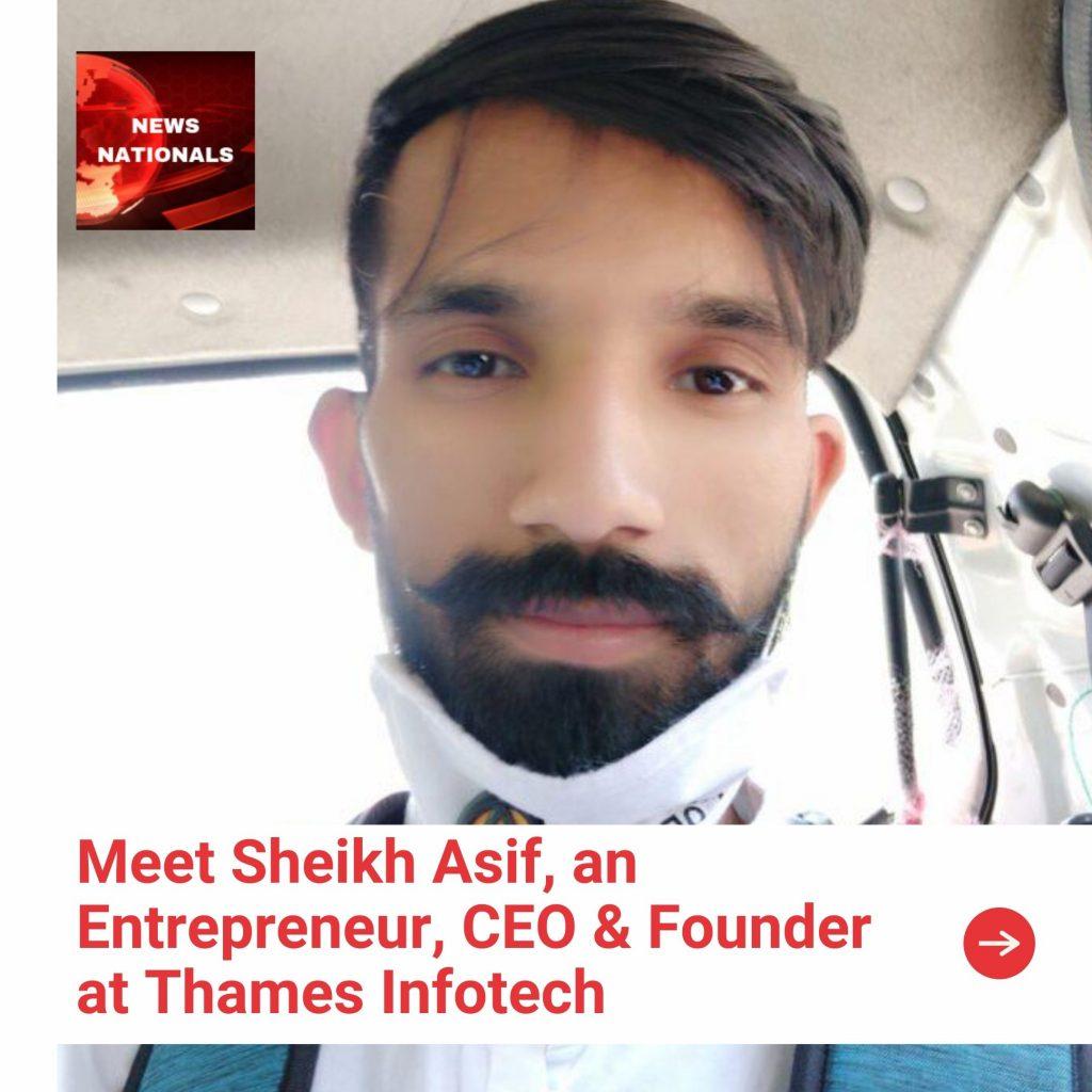 Sheikh Asif News Nationals Interview